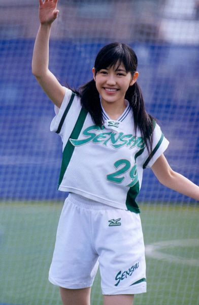 Tags: J-Pop, AKB48, Mayu Watanabe, Twin Tails, Android/iPhone Wallpaper, Seifuku Zukan Saigo no Seifuku Photobook, Scan