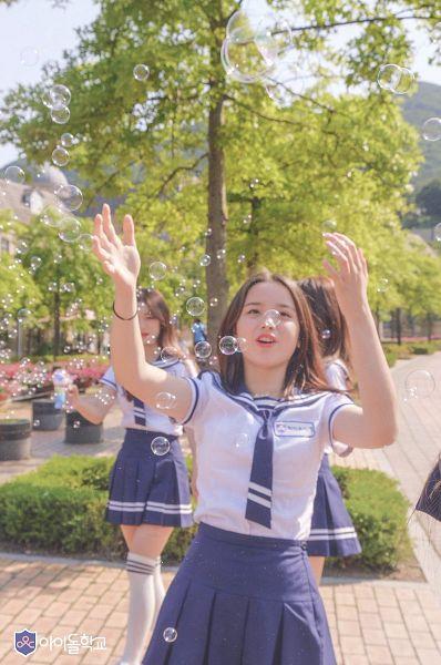 Tags: Television Show, K-Pop, Michelle White, Idol School