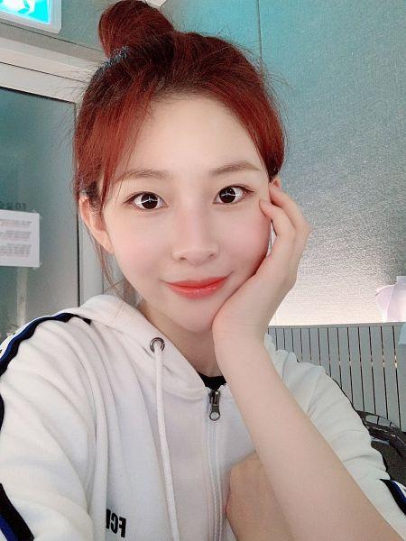Tags: K-Pop, GWSN, Minju (GWSN)