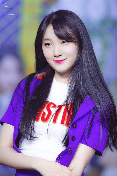 Tags: K-Pop, Pristin, Minkyeung