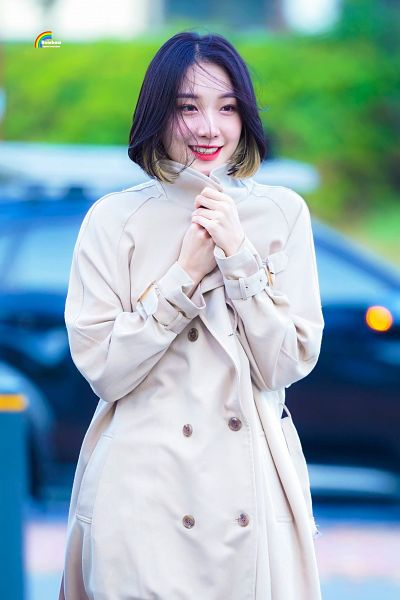 Tags: K-Pop, Hinapia, Pristin, Minkyeung