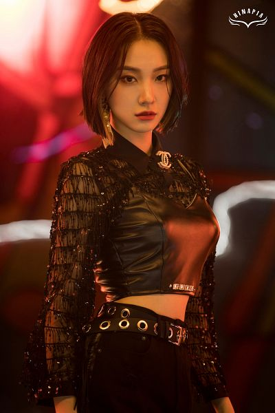 Tags: K-Pop, Pristin, Hinapia, Minkyeung
