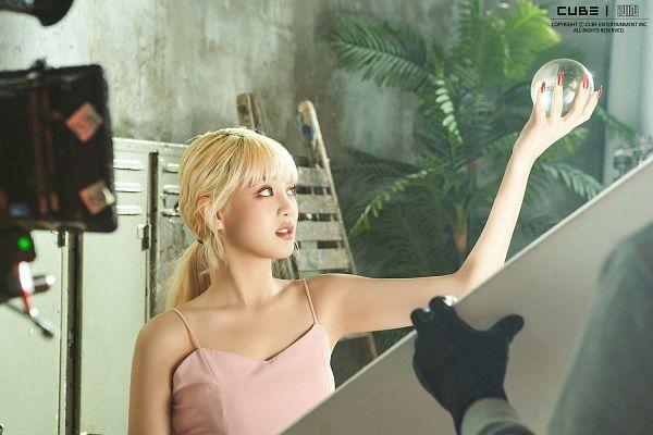 Tags: K-Pop, (G)-I-DLE, Minnie
