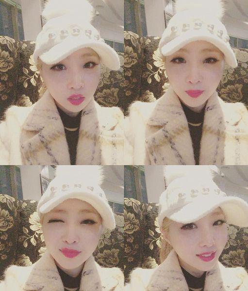Tags: K-Pop, 2NE1, Minzy, Collage