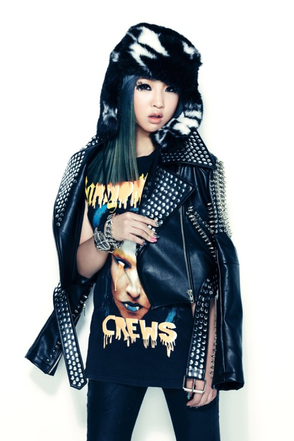 Tags: K-Pop, 2NE1, Minzy