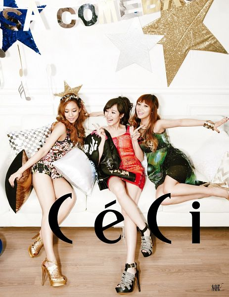 Tags: K-Pop, Miss A, Meng Jia, Min, Wang Feifei, Trio, Three Girls, Android/iPhone Wallpaper, Magazine Scan, CeCi