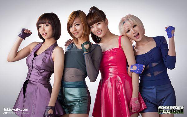 Miss A - K-Pop