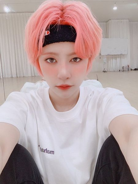 Tags: K-Pop, GWSN, Miya