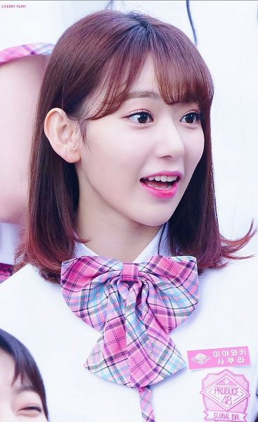 Tags: J-Pop, HKT48, IZ*ONE, Miyawaki Sakura