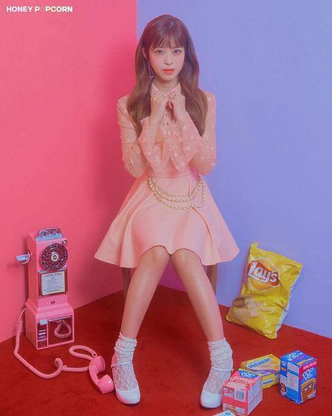 Tags: Honey Popcorn, Moko Sakura