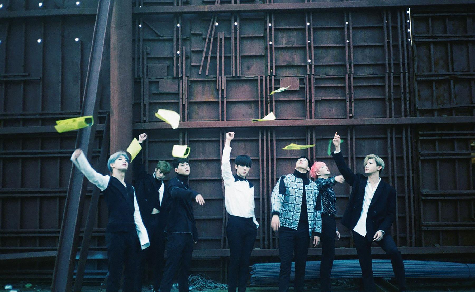Lee Min Hyuk Monsta X Wallpaper Asiachan Kpop Jpop Image Board