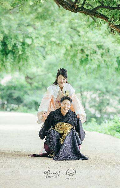 Tags: K-Drama, K-Pop, IU, Lee Jun-ki, Bent Knees, Duo