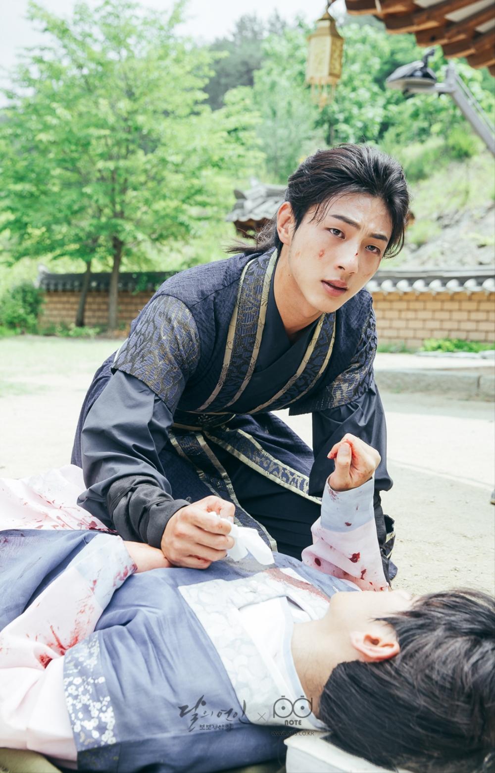 Moon Lovers Scarlet Heart Ryeo K Drama Asiachan Kpop Image Board