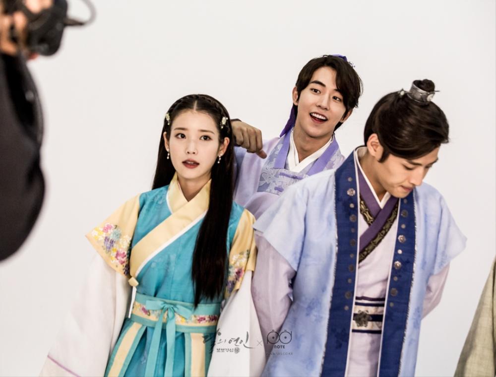 Moon Lovers: Scarlet Heart Ryeo Image #72659 - Asiachan ...