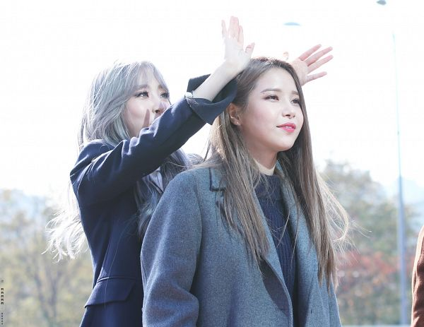 Tags: K-Pop, Mamamoo, Moonbyul, Solar
