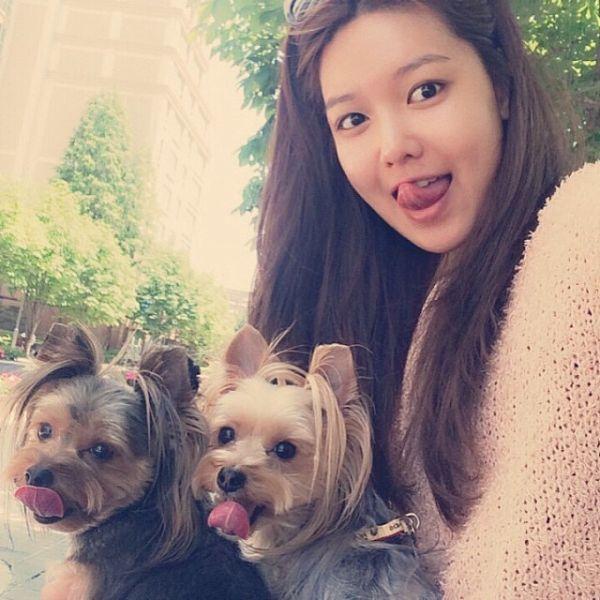 Mori (Dog) - Sooyoung