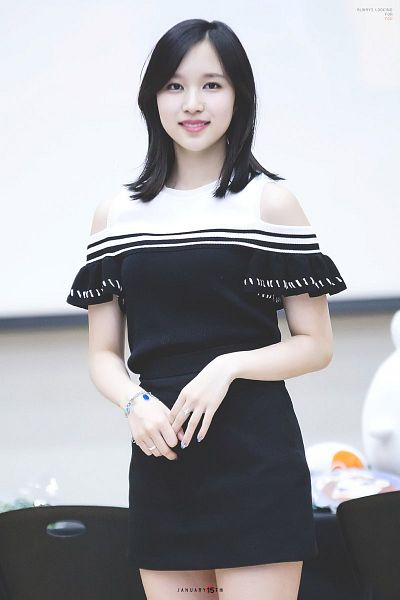Tags: K-Pop, Twice, Myoui Mina