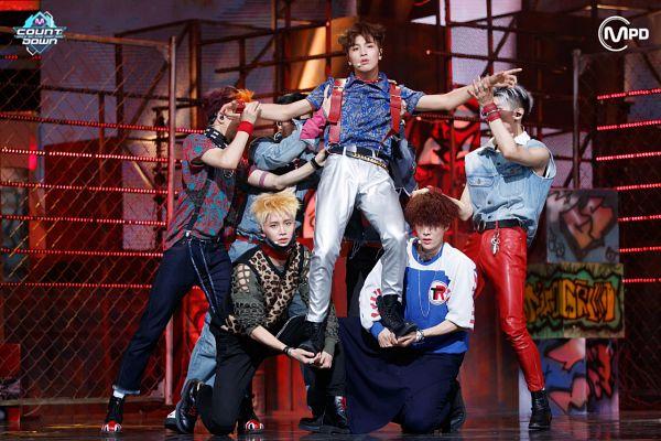 Tags: SM Town, K-Pop, Television Show, NCT, NCT 127, Haechan, Lee Tae-yong, Moon Tae-il, Winwin, Mark Lee, Nakamoto Yuta, Jung Jae-hyun