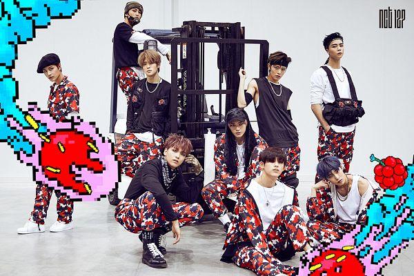 Tags: SM Town, K-Pop, NCT 127, NCT, Mark Lee, Winwin, Nakamoto Yuta, Johnny, Jung Jae-hyun, Haechan, Doyoung, Moon Tae-il