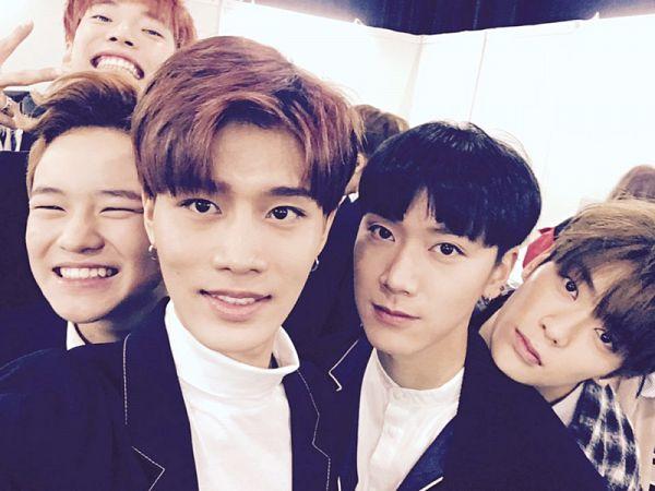 Tags: K-Pop, NCT, Jung Jae-hyun, Doyoung, Ten, Zhong Chenle, Moon Tae-il
