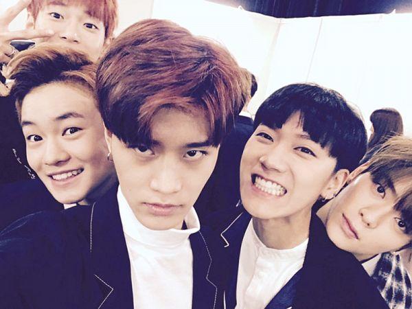 Tags: K-Pop, NCT, Zhong Chenle, Moon Tae-il, Jung Jae-hyun, Doyoung, Ten