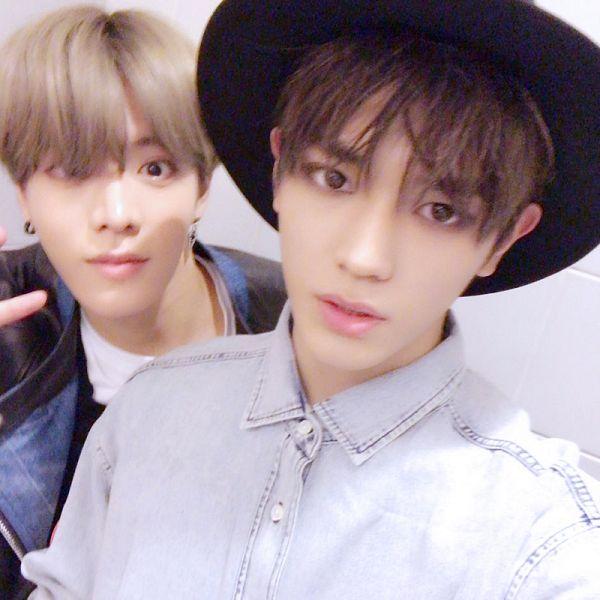 Tags: K-Pop, NCT, Nakamoto Yuta, Lee Tae-yong