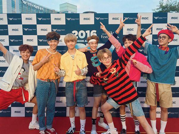 Tags: SM Town, K-Pop, NCT, NCT Dream, Zhong Chenle, Mark Lee, Park Ji-sung, Na Jae-min, Lee Je-no, Huang Renjun, Haechan, Full Group