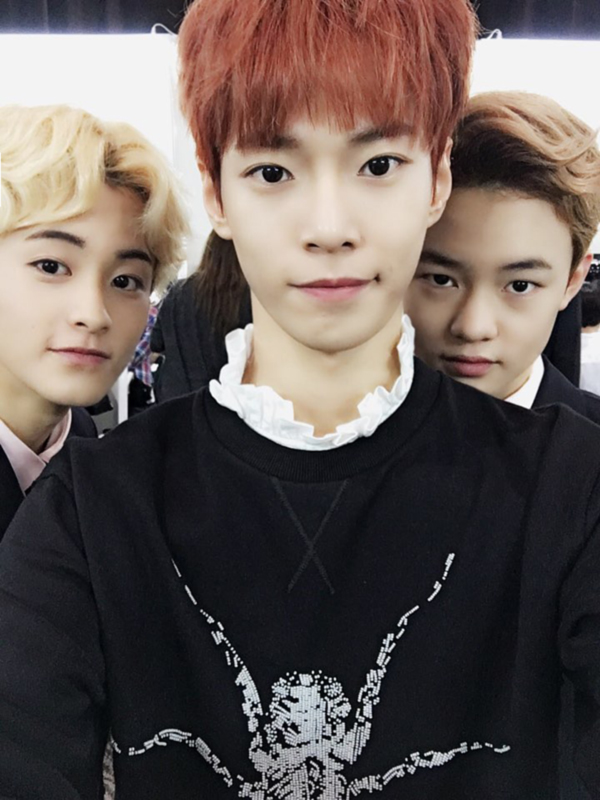 Tags: K-Pop, NCT, Zhong Chenle, Mark Lee, Doyoung