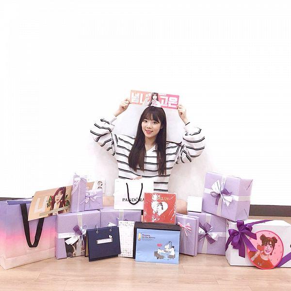 Tags: K-Pop, 365 Practise, Na Goeun
