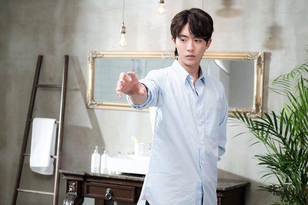 Tags: K-Drama, Nam Joo-hyuk, Bathroom, Bride Of The Water God