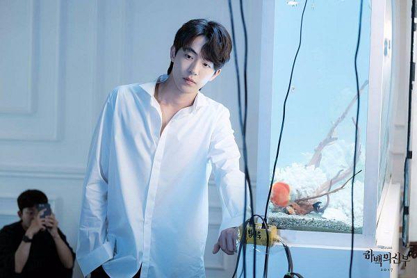 Tags: K-Drama, Nam Joo-hyuk, Animal, Fish, Fish Bowl, Water, Bride Of The Water God