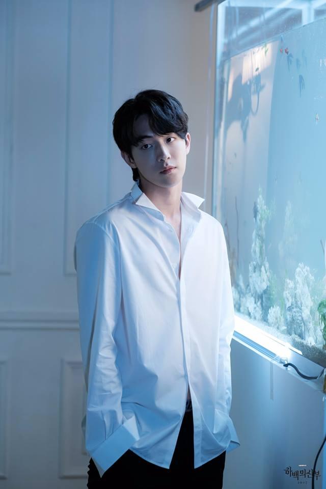 Tags: K-Drama, Nam Joo-hyuk, Fish Bowl, Water, Animal, Fish, Bride Of The Water God