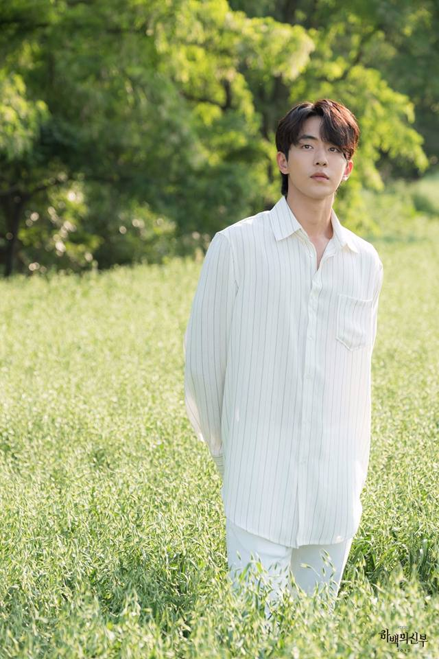 Tags: K-Drama, Nam Joo-hyuk, Plant, Tree, Grass, Bride Of The Water God