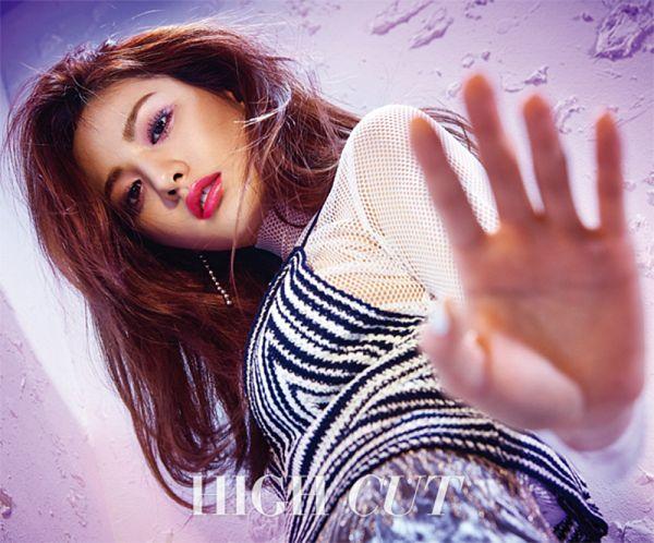 Tags: K-Pop, After School, Nana, Make Up, Close Up, From Below, High Cut
