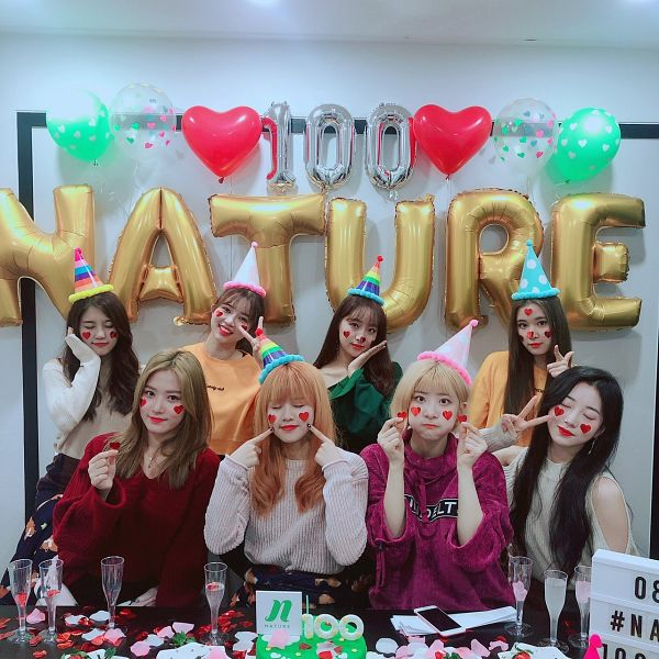 Tags: K-Pop, Nature, Aurora, Haru, Saebom, Gaga, Sunshine, Chaebin, Uchae, Lu, Loha