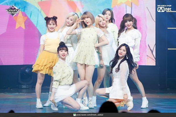 Tags: K-Pop, Nature, Chaebin, Uchae, Lu, Loha, Aurora, Haru, Saebom, Gaga, Sunshine