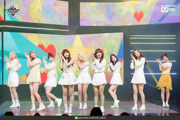 Tags: K-Pop, Nature, Uchae, Lu, Loha, Aurora, Haru, Saebom, Gaga, Sunshine, Chaebin