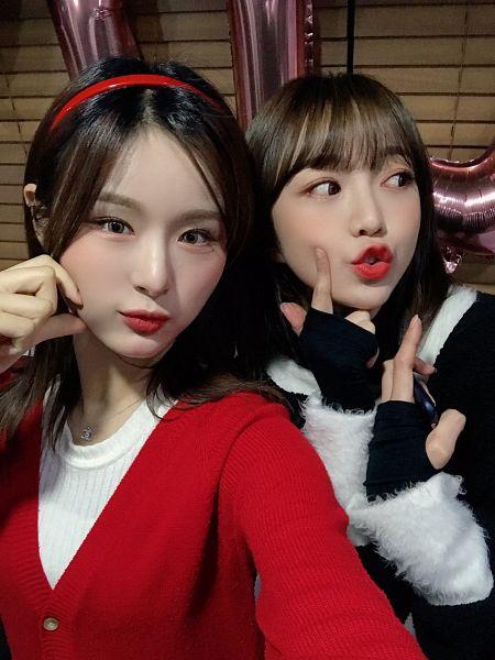 Tags: K-Pop, Nature, Kim Sohee (Nature), Lu