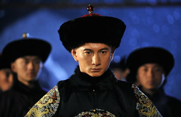 Tags: C-Drama, Nicky Wu, Looking Ahead, Chinese Clothes, Traditional Clothes, Hat, Scarlet Heart