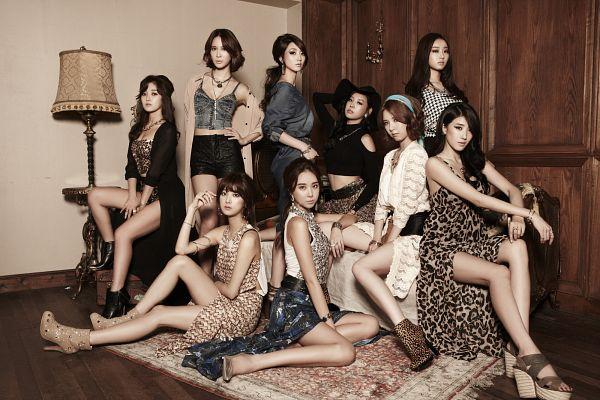 Tags: K-Pop, Nine Muses, Pyo Hyemi, Son Sungah, Euaerin, Gyeongree, Park Eunji, Moon Hyuna, Leesem, Park Minha, Ryu Sera, Group