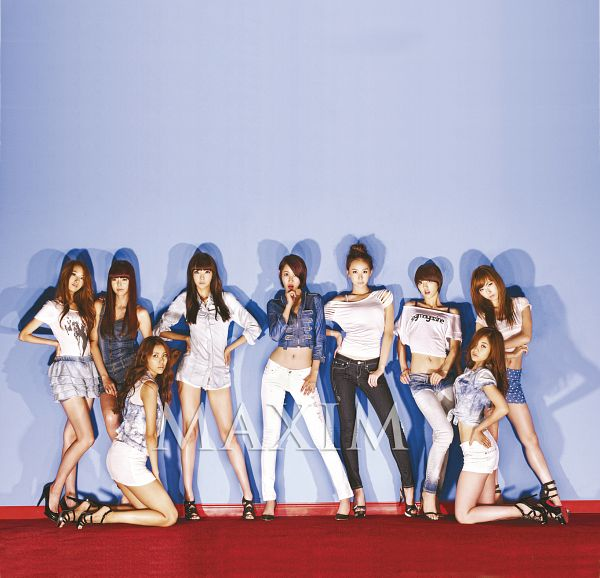 Tags: K-Pop, Nine Muses, Pyo Hyemi, Park Eunji, Euaerin, Leesem, Jung Jaekyung, Ryu Sera, Kim Rana, Park Minha, Bini, Group