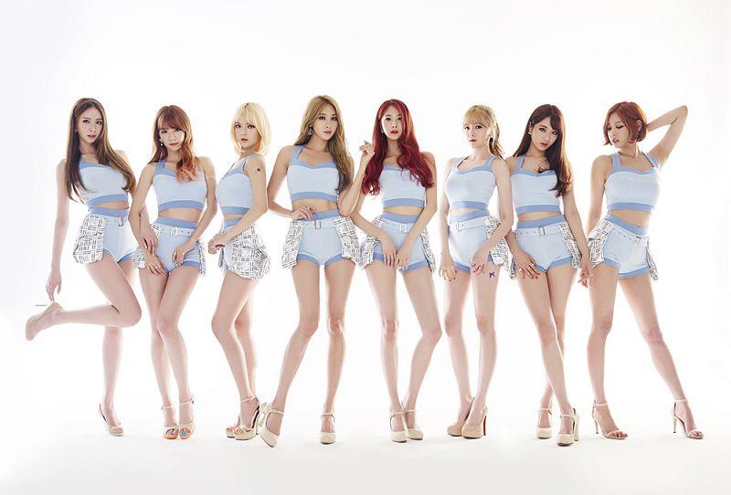 Nine Muses - K-Pop
