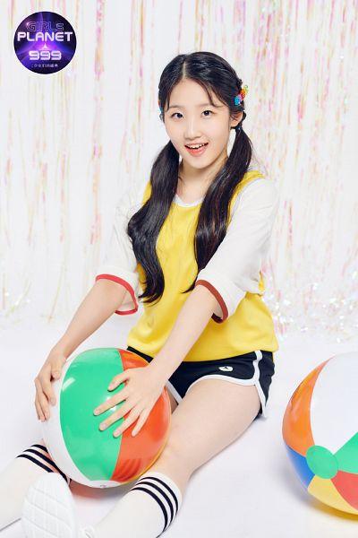 Tags: J-Pop, Nonaka Shana, Ball, Girls Planet 999