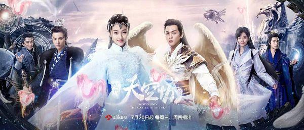 Tags: C-Pop, C-Drama, Chen Ruoxuan, Guan Xiaotong, Zhao Jian, Ju Jingyi, Liu Chang, Zhang Ruoyun, Chinese Text, Pink Dress, Blue Dress, Pink Outfit