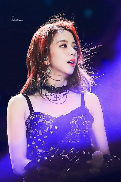Off The Page - Kim Jisoo
