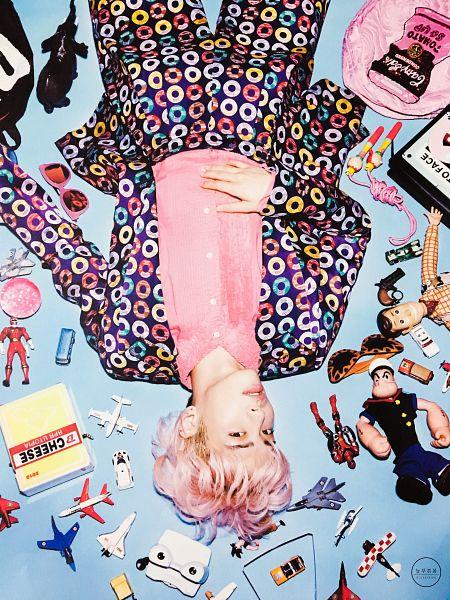 Oh Boy! - Magazine Scan