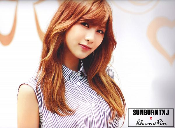 Tags: K-Pop, Apink, Oh Ha-young, Red Hair, Red Lips, Wallpaper