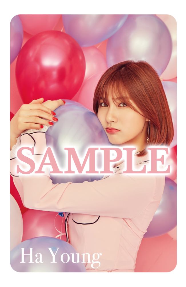 Tags: K-Pop, J-Pop, Apink, Bye Bye, Oh Ha-young, Red Hair, Balloons, Make Up, Pouting, Pink Dress, Nail Polish, Text: Artist Name