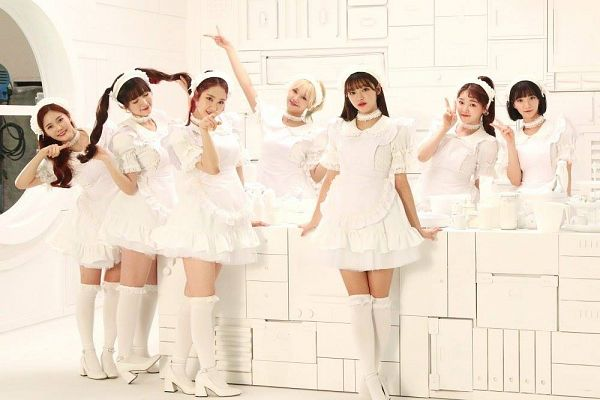 Oh My Girl - K-Pop
