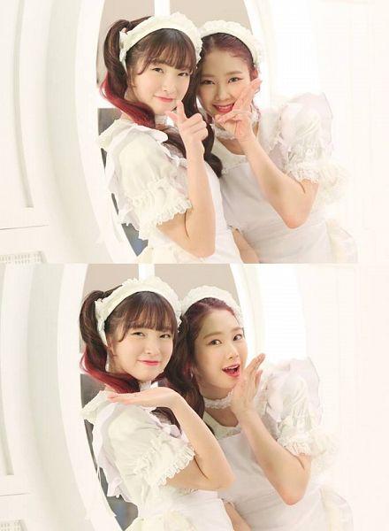 Tags: K-Pop, Oh My Girl, Arin, Kim Jiho, Selca